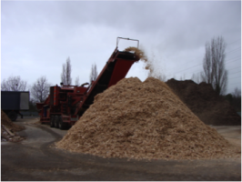 Broyeur de bois - Romi recyclage